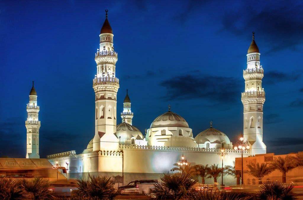 MASJID PERTAMA DALAM SEJARAH ISLAM