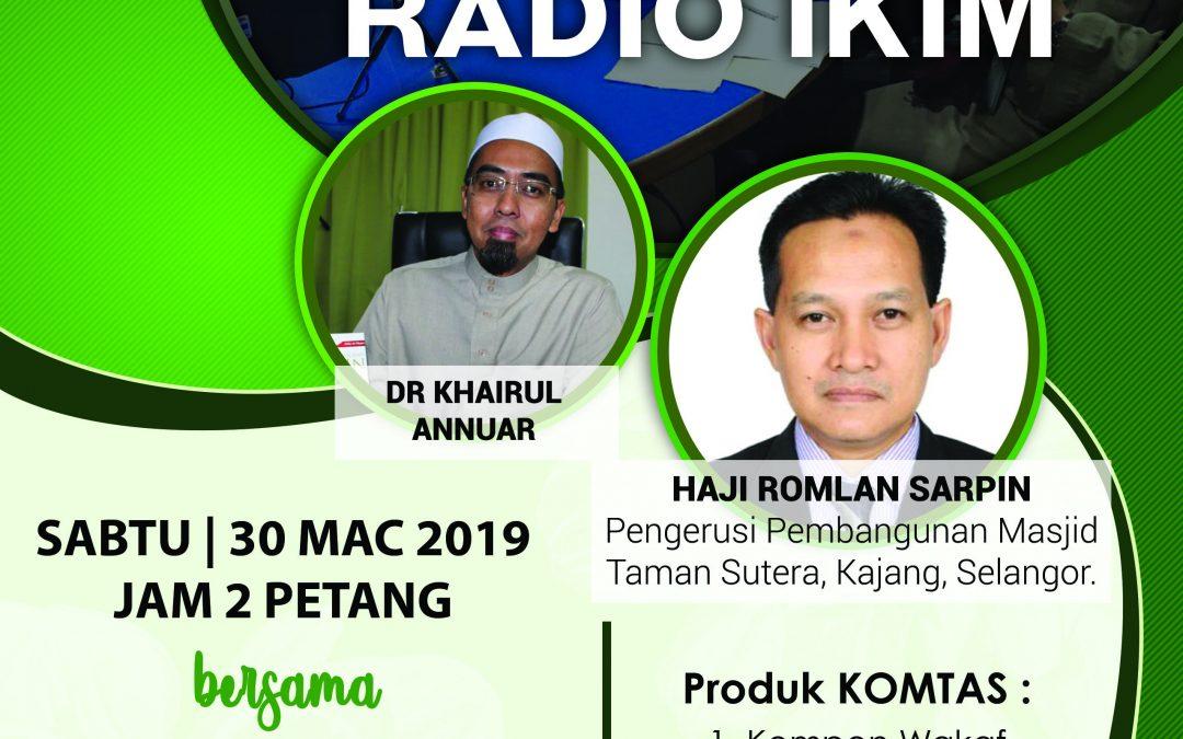 LIVE TALK SHOW DI IKIM FM