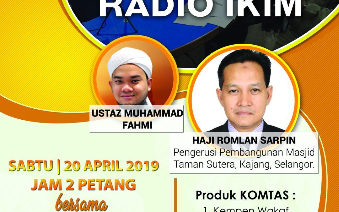 LIVE TALK SHOE SIRI KE 6 DI RADIO IKIM FM